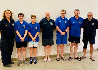 swimming teachers 2020